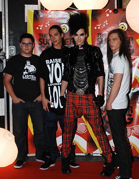 Tokio Hotel Live in Manila, Bill Kaulitz, Tom Kaulitz, Gustav Schäfer, POSTER,image, picture, wallpaper, Tokio Hotel Live in Manila tickets