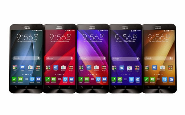 ASUS ZenFone 2 revealed, world's first 4GB RAM smartphone