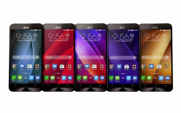ASUS ZenFone 2 revealed, world's first 4GB RAM smartphone