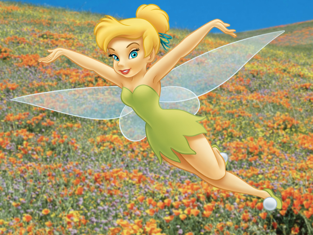 theme wallpaper tinker bell - photo #26
