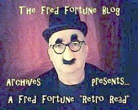 The Past Tense Fred Fortune...