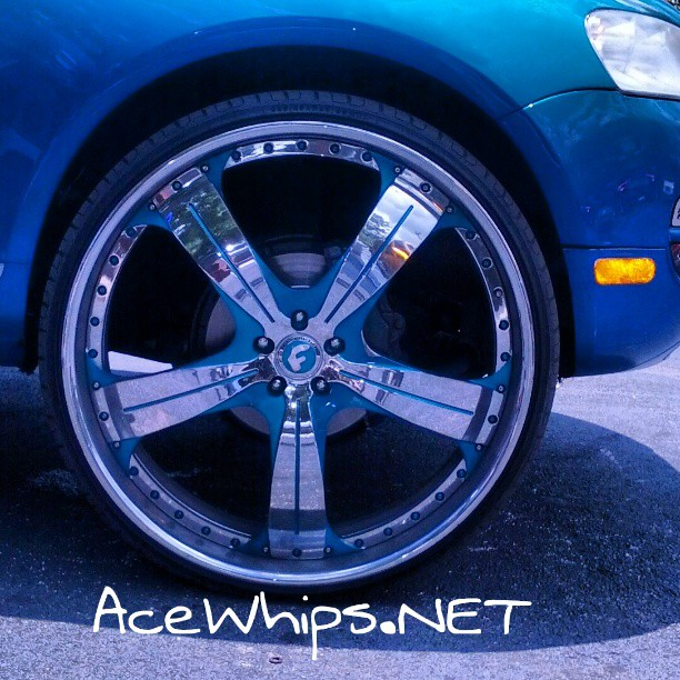 Ace 1 For Sale 28 Quot Ito Forgiatos W 255 25 28 Tires