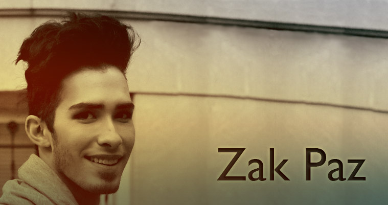 The Creative World of Zak Paz