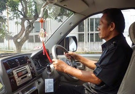 Contoh Surat Lamaran Kerja Driver Pribadi
