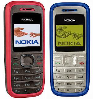 gambar Nokia 1200