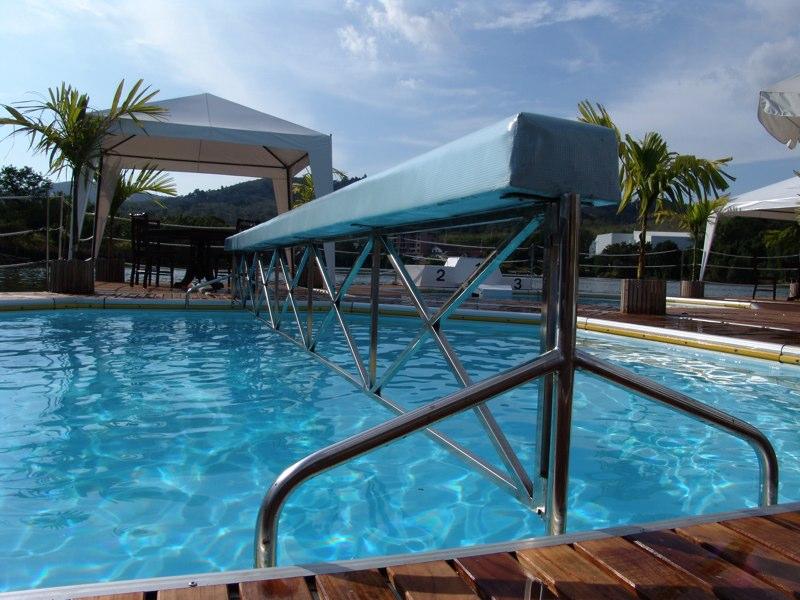 Lagoon Pools In Panama City Beach