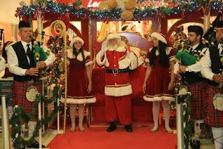 Pátio Alcântara inaugura 'Canção de Natal' como tema de decoração