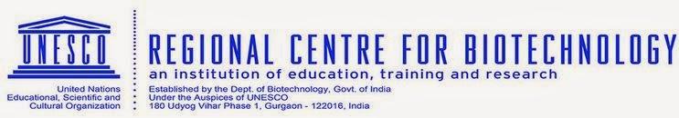 Regional Centre for Biotechnology