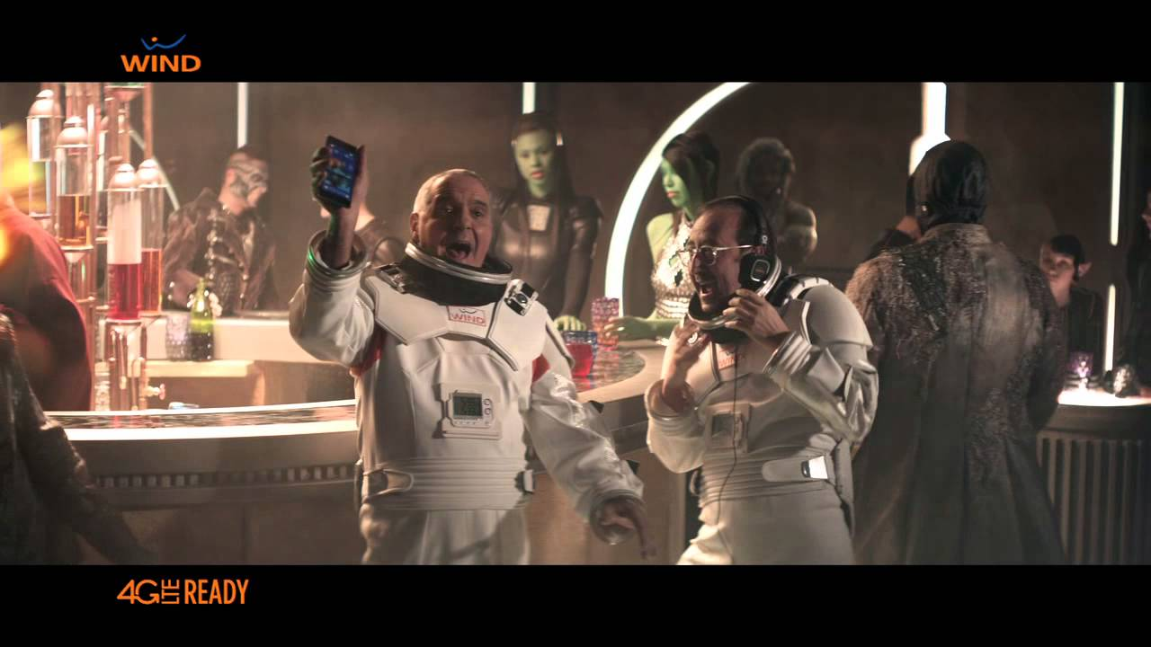 panariello esposito astronauti marte discoteca esposito