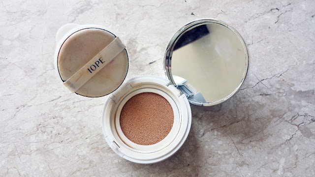 Image of Iope Air Cushion XP, Korean make-up - pinknomenal.blogspot.com