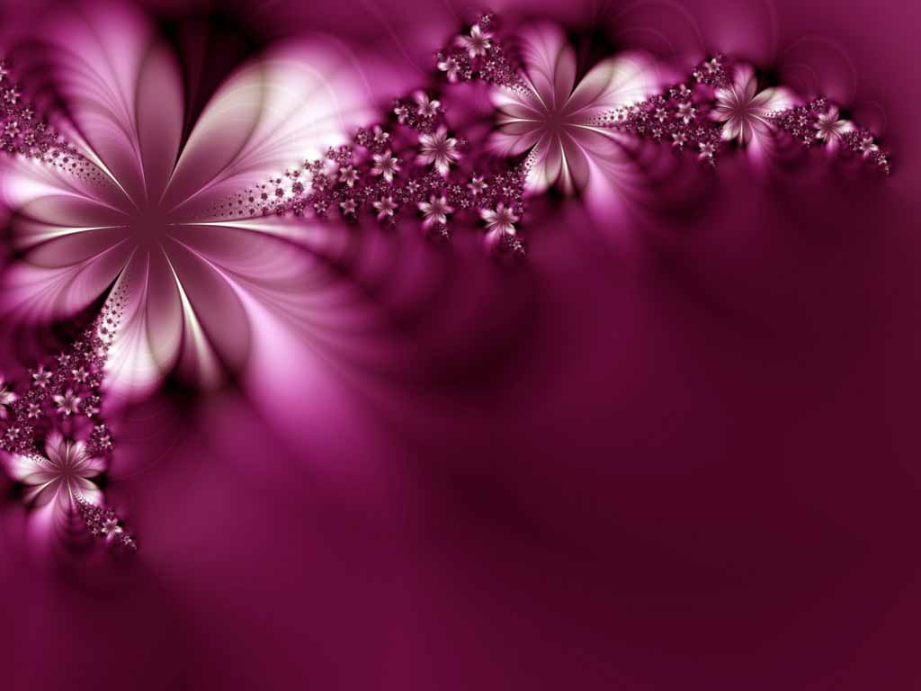 3D Flower Wallpaper | Early Flower