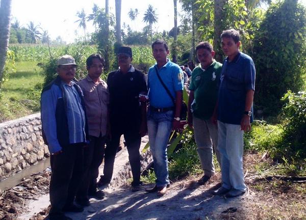 AGAM Bersama Mambangkik Batang Tarandam ( Rehabilitasi Batang Antokan )