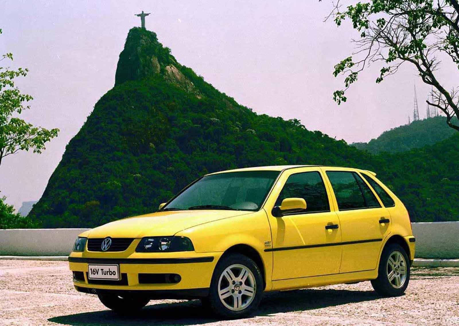 Volkswagen Gol 2001 1.0 16V Turbo