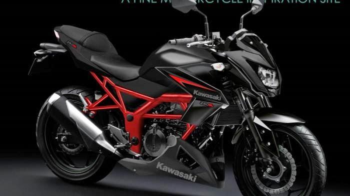 Kawasaki Z250SL Supernaked Z Series | Harga dan Spesifikasi Lengkap