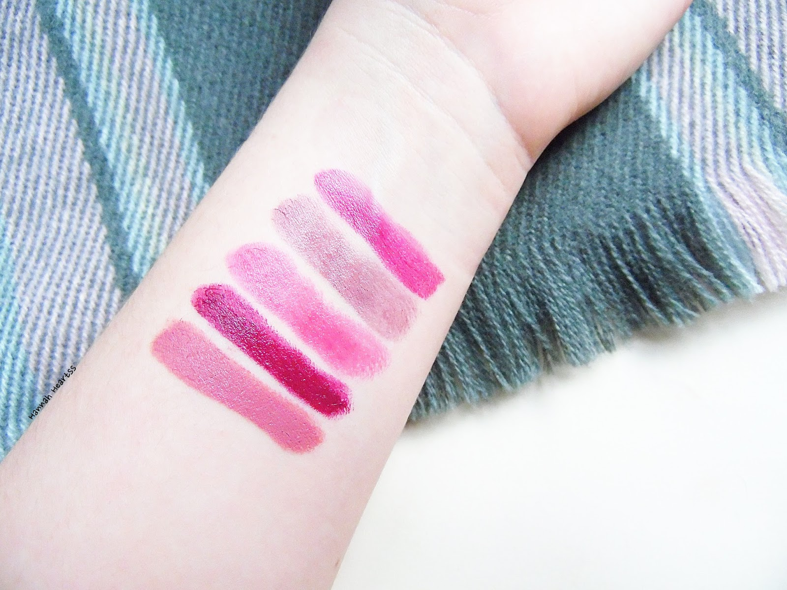 Top 5 Winter Lip Products
