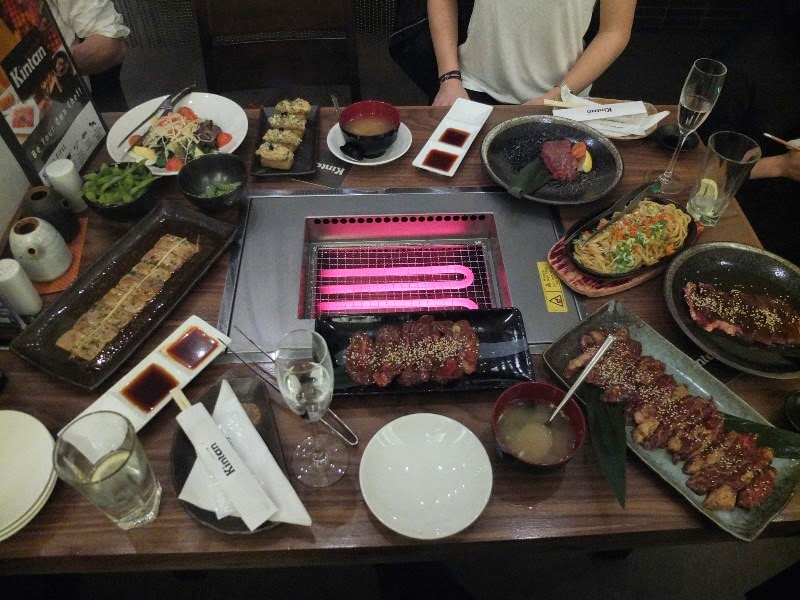 Kintan - London's First Authentic Japanese Eating Experience