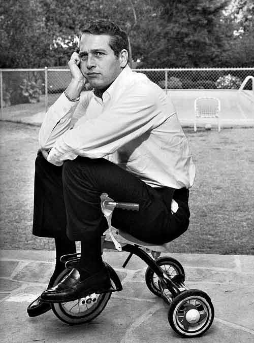 Paul Newman actor funniest