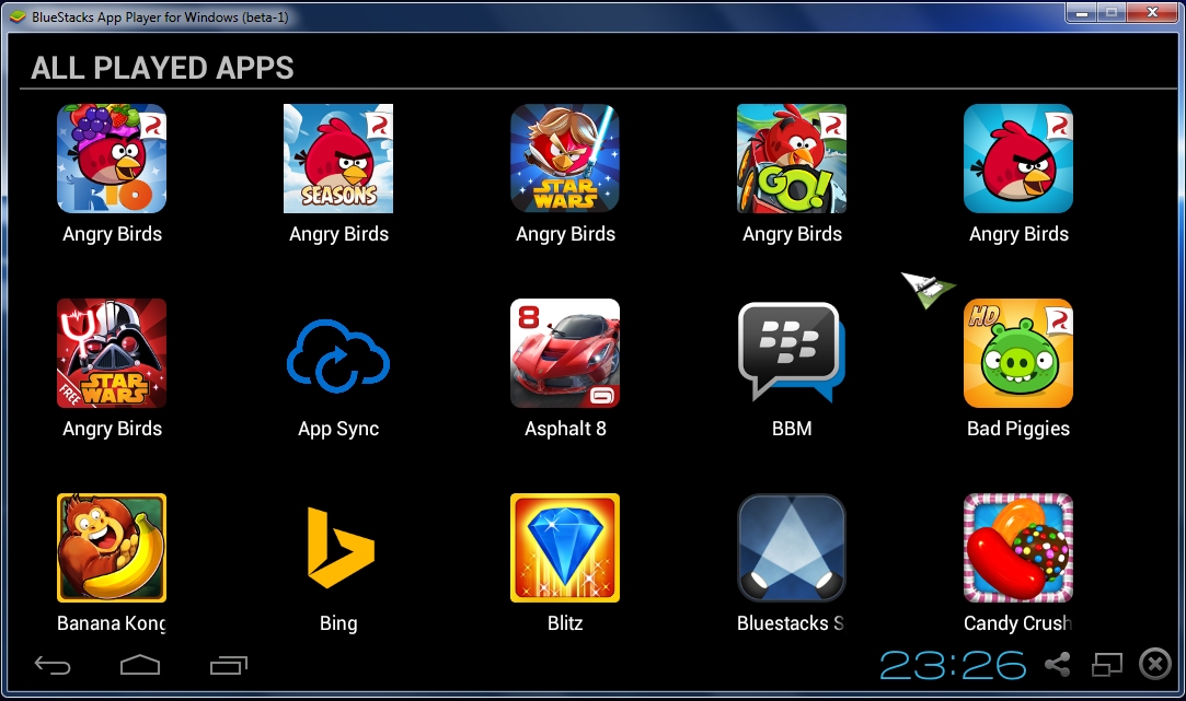 Android oyunlarını bilgisayarda oynayın