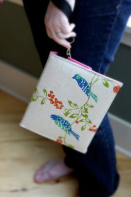 Quilted Tablet Cover Tutorial - UCreate - UCreate - It's a