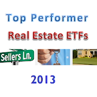 Top Performing Real Estate ETFs