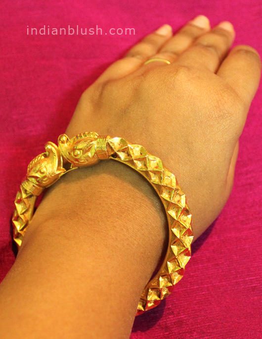 bengali gold bangle designs