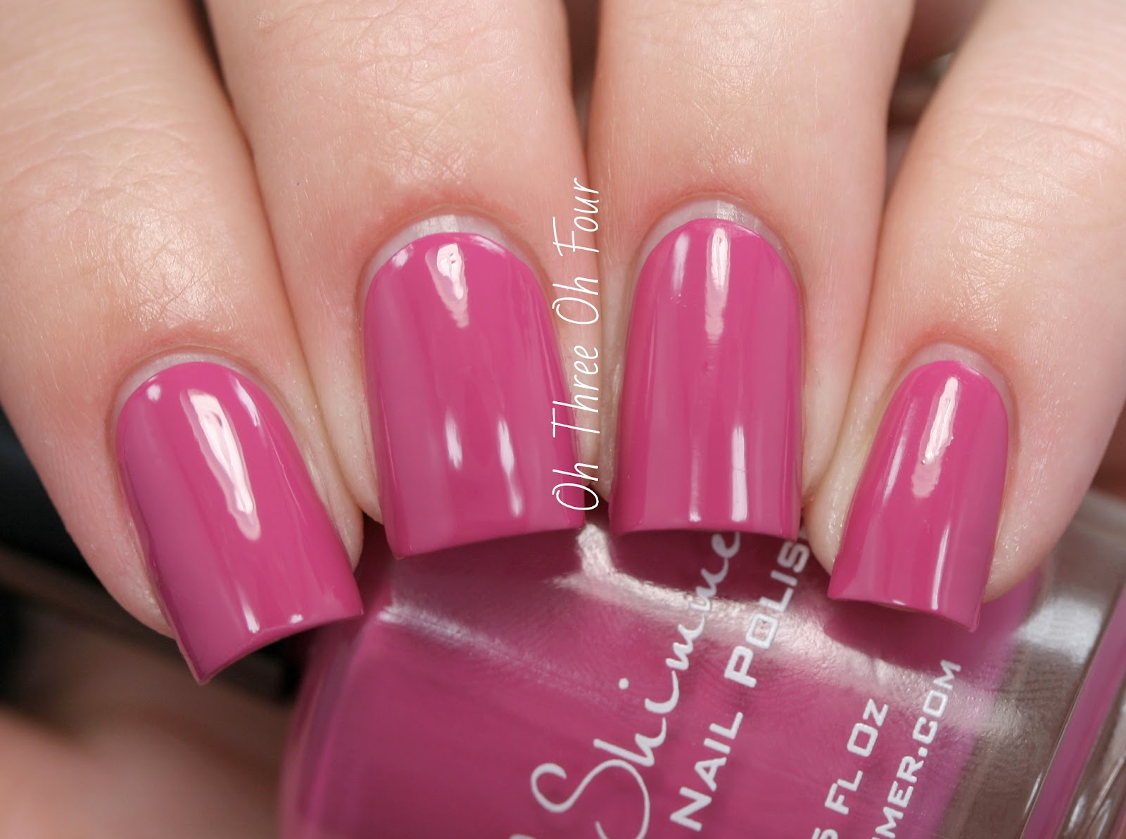 KBShimmer Life Rose On List swatch
