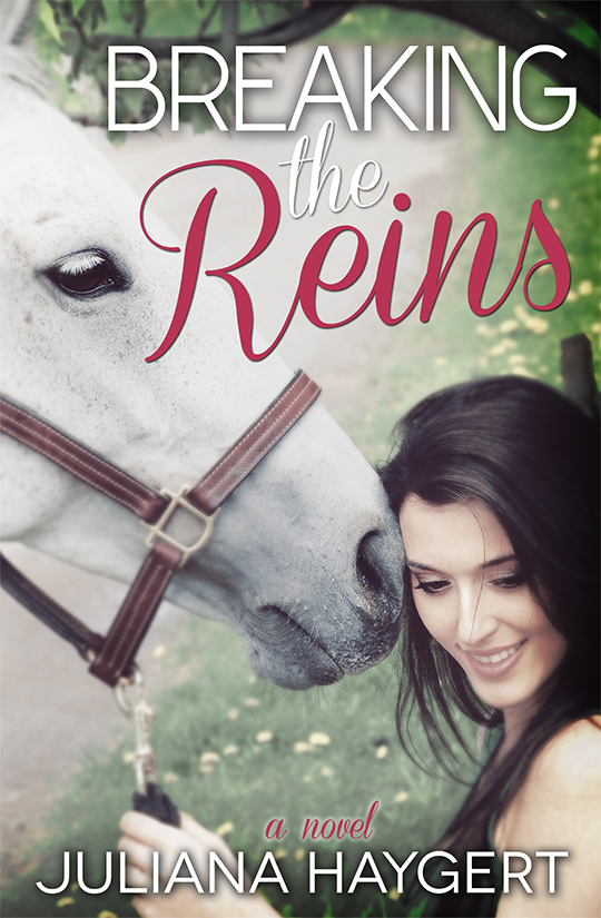 COVER REVEAL: Breaking the Reins by Juliana Haygert