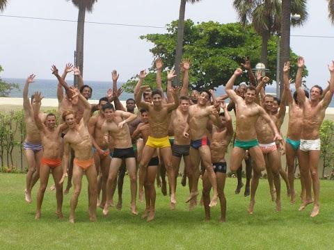 Empezo Mister Universe 2012