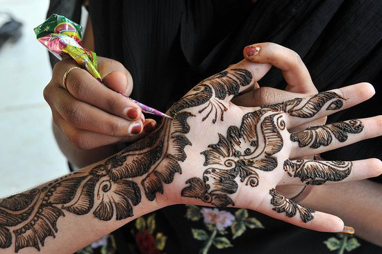 KONE MEHANDI FOR HAND