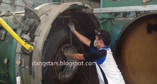 Goodyear Rambah Bisnis Ban Vulkanisir