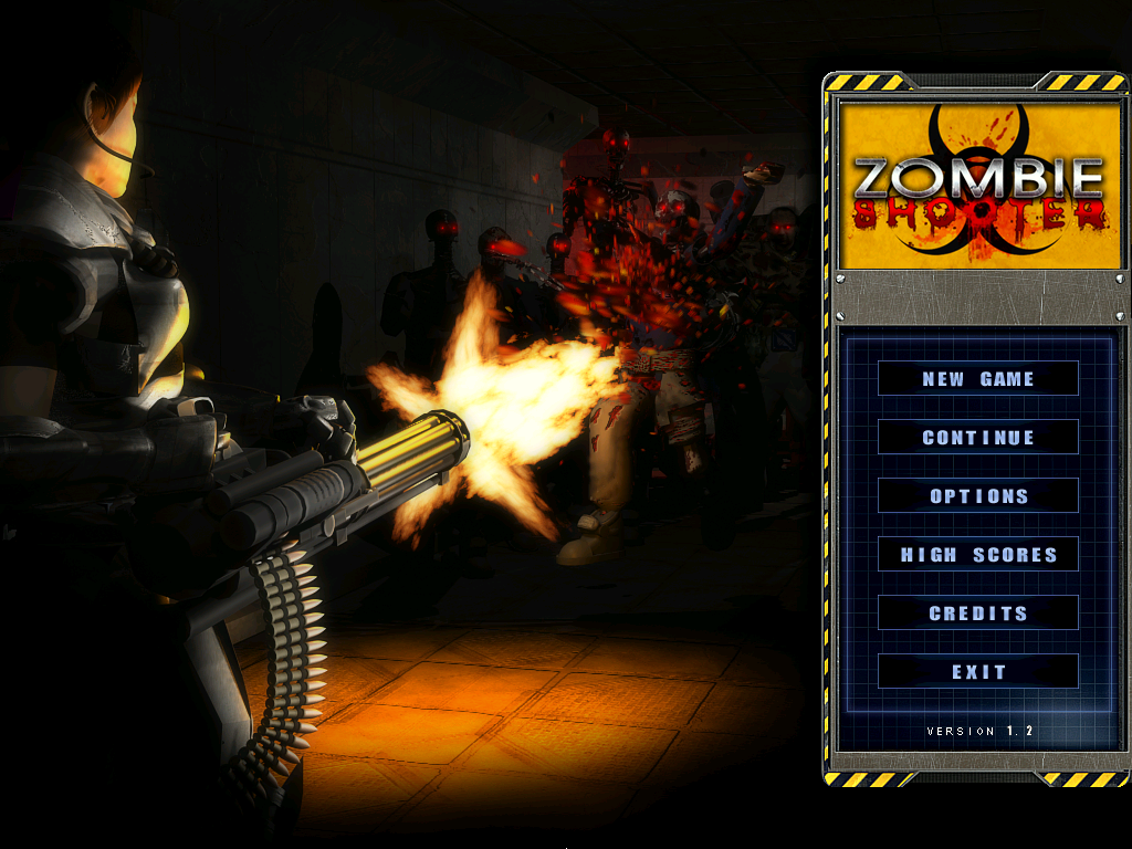 "GAME TEMBAK ZOMBIE ""ZOMBIE SHOOTER"" FREE DOWNLOAD UNTUK PC"
