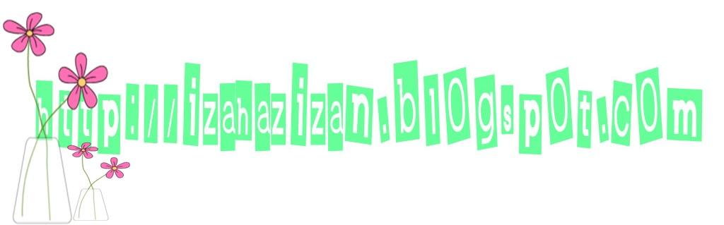 izahazizan & BL0GNYA..
