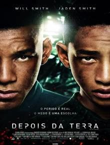 Filme Depois da Terra Dublado RMVB + AVI Dual Áudio + Torrent BDRip   Baixar Torrent