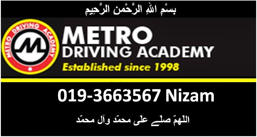 Metro Driving Academy Sungai Buloh
