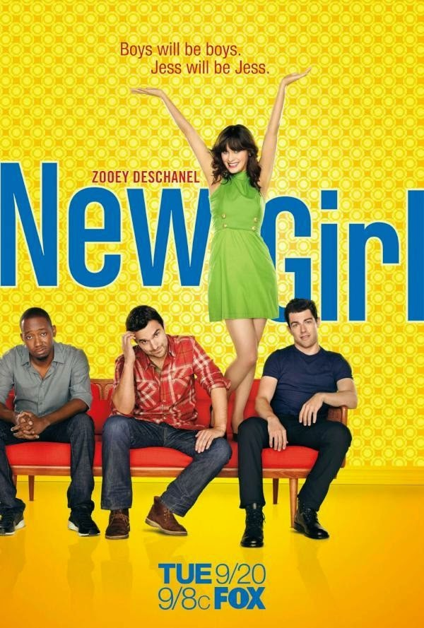 New Girl – Todas as Temporadas Dublado / Legendado (2011)