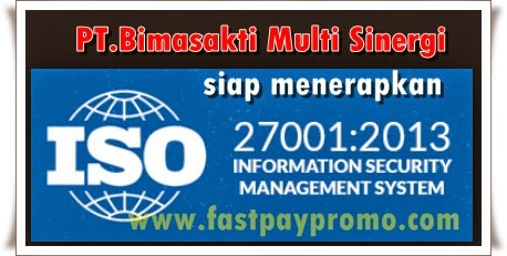 fastpay iso 27001:2013