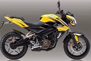 Harga Sepeda Motor Kawasaki Bajaj Pulsar 2015