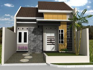 Contoh Gambar Desain Rumah Idaman Minimalis dan Asri 2015