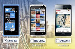 Konkurs rozdajemy smartfony