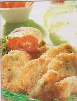 nugget sayur udang