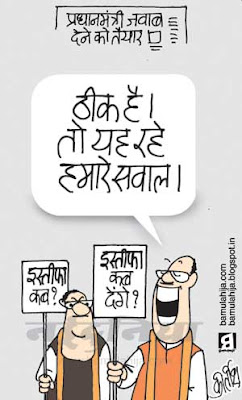 bjp cartoon, parliament, manmohan singh cartoon, congress cartoon, corruption cartoon, coalgate scam, indian political cartoon