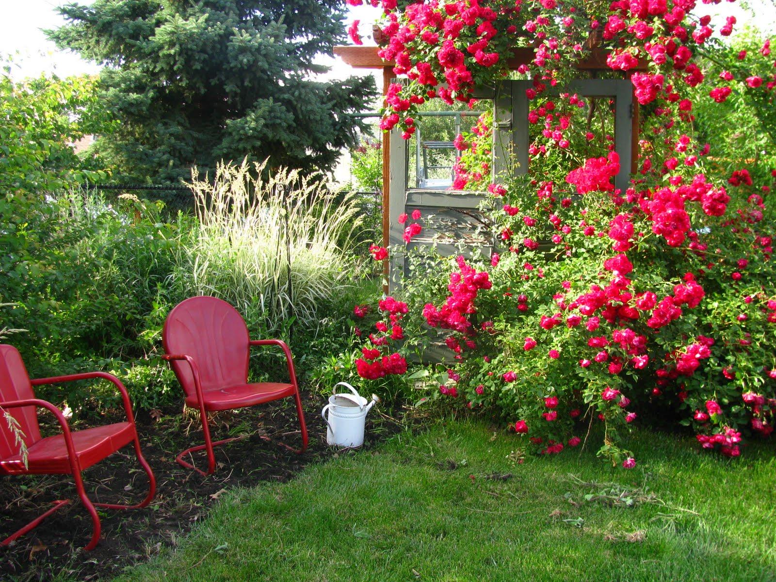 Интерьер для сада и огорода фото