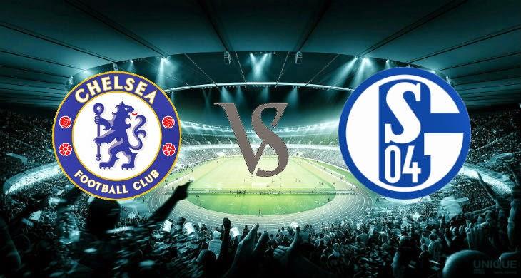 Prediksi Bola Chelsea vs Schalke 04 18 September 2014