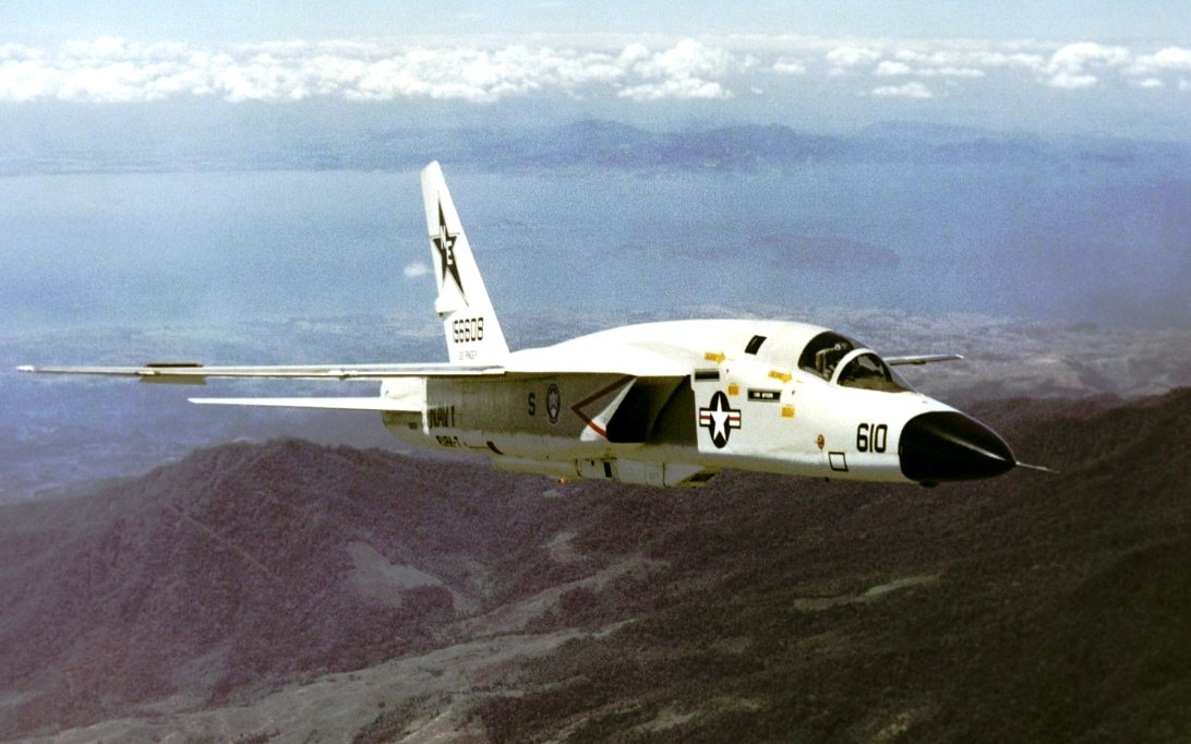 A-5 Vigilante Aircraft Wallpaper 1