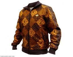 model baju batik modern, model baju batik modern pria