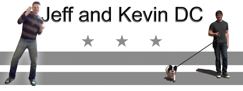 Jeff and Kevin DC