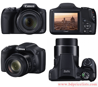 Canon PowerShot SX520 HS Camera Price In Bangladesh and Specification