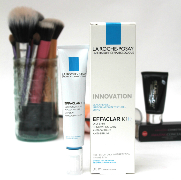 one little vice beauty blog: La Roche Posay Effaclar K