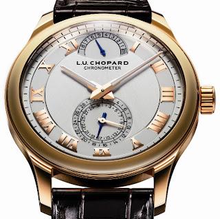 Montre Chopard L.U.C Quattro référence 161926-5001