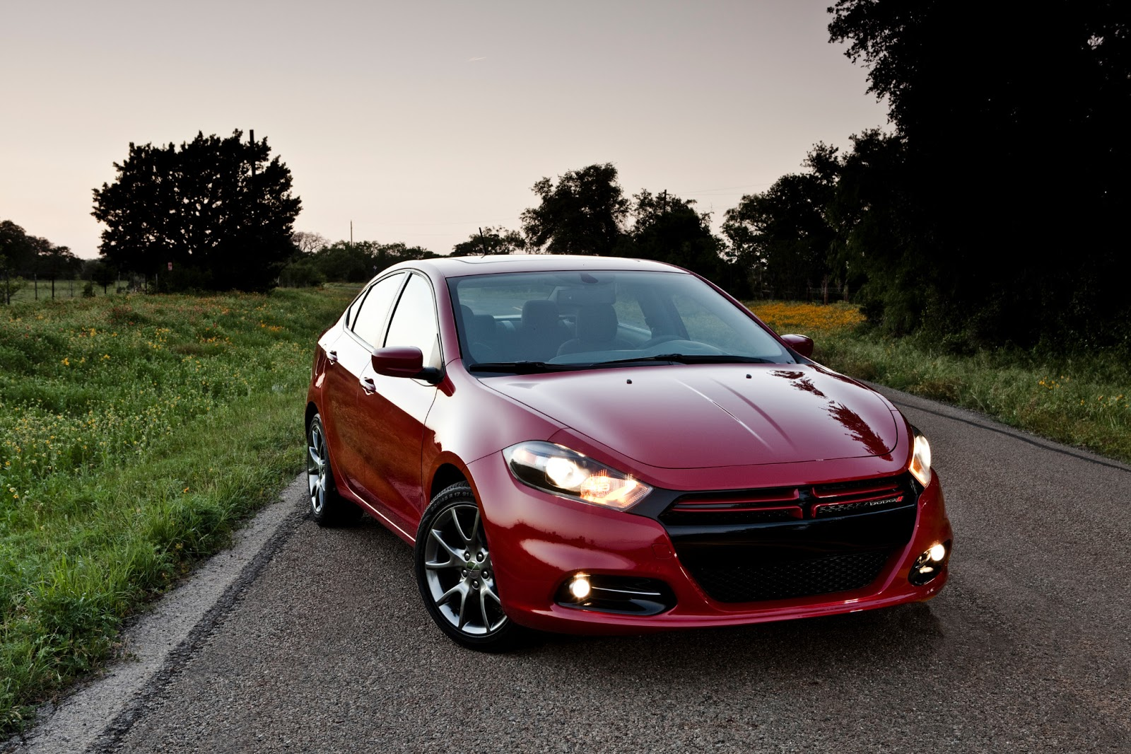 Test Driving Life: Dodge Dart - Old Name, Brand New Car